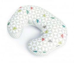 Kids II jastuk plenti+ nursing pillow + nursing cover - colorful gem ( SKU11819 )