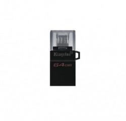 Kingston 64GB DT USB 3.2 DTDUO3G2/64GB crni ( DTDUO3G2/64GB )