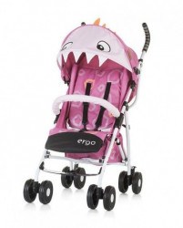 Kolica chipolino ergo pink baby dragon ( 710104 )