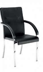 Konferencijska stolica - Nadir steel LB CFS SP 01