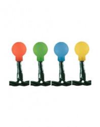 Lampice za jelku sa 200 višebojnih LED dioda ( KII200B/M )