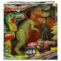 Lanard jurassic mega - figura dinosaurusa ( 22899 )