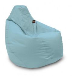 Lazy Bag - fotelje - prečnik 90 cm - Nebo plavi