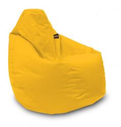 Lazy Bag - fotelje - prečnik 90 cm - Žuti