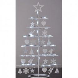 LED Bož. drvce, 30L bele, 48,5 ( 52-577000 )