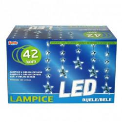 LED Lampice Zavesa 42kom 150x80cm ( 52-183000 )
