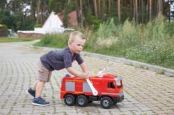 Lena licencirani vatrogasni kamion ( 745203 )
