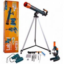 Levenhuk LabZZ MTB3 Mikroskop & Teleskop & Dvogled kit ( LE69698 )