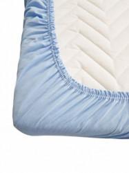 Lillo&Pippo,čaršav,3801-BT,plava,60X120CM ( 7500040 )
