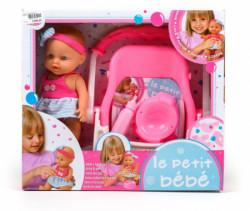 Loko toys,lutka beba sa sedištem, 29cm ( A015285 )