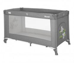 Lorelli krevet torba noemi 1 nivo - grey koalas (2021) ( 10080542129 )