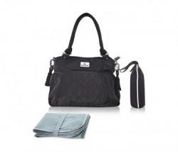 Lorelli torba za mame kristin black ( 10040270002 )