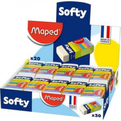 Maped gumica softy 20/1 511790 ( 01/13078 )