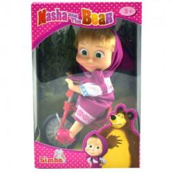 Maša I Meda lutka na bicikli ( 31261 )
