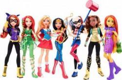 Mattel Dc super hero girls asst. ( MADLT61 )