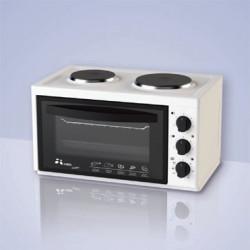 MBS Stoni Mini elektro štednjak  (beli, crni, krem)