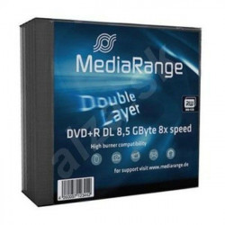 MediaRange Duble Layer 8.5GB BD-R 8X Skim case ( 55YM8+C/Z )
