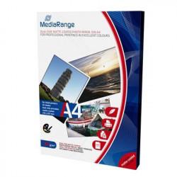 MediaRange MRINK102 A4 foto papir dual side matte coated 200g 50 lista ( FP200MRD/Z )