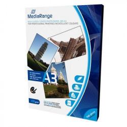 MediaRange MRINK109 A3 foto papir high glossy coated 200g 50 lista ( FP200A3/Z )