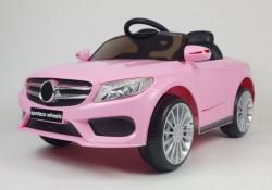 Mercedes Auto na akumulator 12V za decu model 220 - Pink