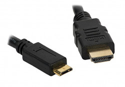 MS Industrial HDMI-M mini HDMI 1.4 M/M kabl 2 m ( 0533689 )
