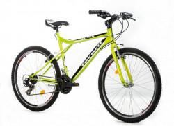 """MTB Bicikla Flash 26""""/21 zelena/crna ( 460011 )"""