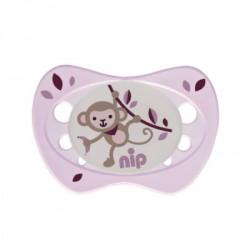 Nip laža newborn,silikon 0-2m,2 kom, devojčice ( A049407 )