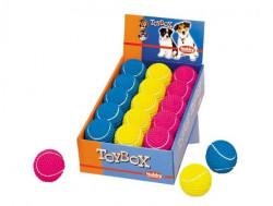 Nobby 67590 Igračka tenis lopta tri boje 6.5cm ( NB67590 )