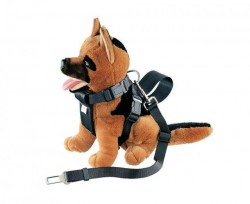Nobby 75323 Am za pse sa sigurnosnim pojasom crni M ( NB75323 )