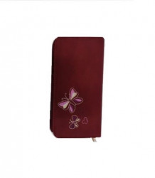 Novčanik JBPS 155 crveni leptir ( 38/155-1 )