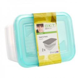 OKT Set posuda fresh & freeze 2X2L ( OKT-676 )
