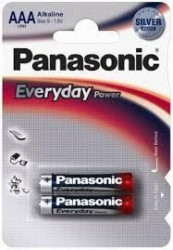 Panasonic LR03EPS/2BP AAA 2kom Alkalne Everyday baterije