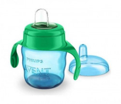Philips Avent spout cup easy sip 7oz/200ml 6m+ plava ( SCF551/05 )