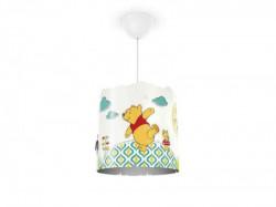 Philips Winnie The Pooh dečja vislilica-luster žuta 1x23W 71751/34/16