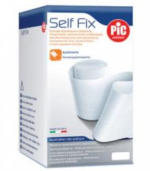 PiC elastični zavoj Self fix 12cmx4m ( A027884 )