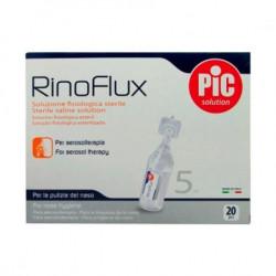 Pic rinoflux fiziološki rastvor 5ml 20kom ( A006798 )