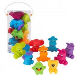 Playgro set gumene životinje ( 21264 )