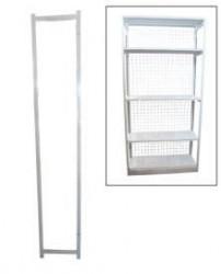 Polica univerzalna - noga 2000mm x 450mm ( 70001104 )