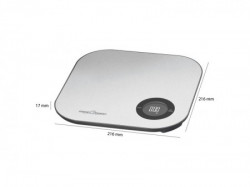 Profi cook kuhinjska vaga sa bluetooth app.- PC-KW1158 BT