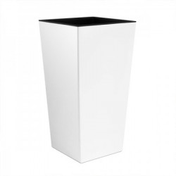 Prosperplast saksija urbi square 32x32x62cm bela ( PR DURS325-S449 )