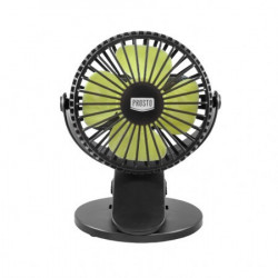 PROSTO punjivi mini ventilator sa štipaljkom ( MF9040LI/BK )
