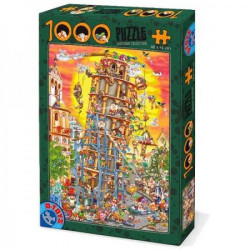 Puzzle 1000PCS CARTOON COLLECTION 01 ( 07/61218-01 )