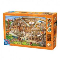 Puzzle 1000PCS CARTOON COLLECTION 10 ( 07/61218-10 )