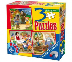 Puzzles Magnetic Fairy tales 01 ( 07/60778-01 )