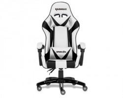 Raidmax drakon DK602 gaming stolica bela