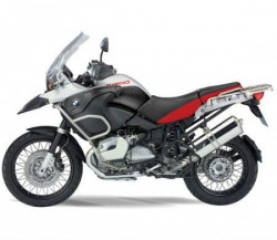 Rastar igračka motocikl BMW 1:9 - crv, siv ( 6210127 )