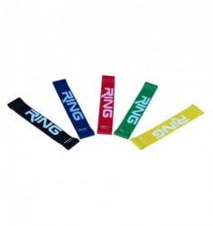 Ring set mini elasticnih guma RX mini BAND-SET 5(XL L M H XH)