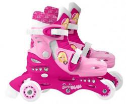 Roleri 2 u 1 Barbie 3 točka veličina 27-30 ( 0123980 )