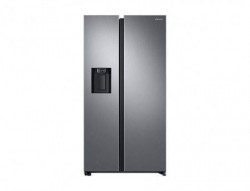 Samsung RS68N8240B1 SbS frizider, 617L, 178cm, dispenzer, LED display, inox ( RS68N8240S9EF )