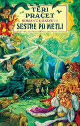 Sestre po metli - Teri Pračet ( 10621 )